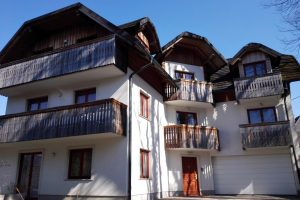 Apartmajsko poslovni objekt Gaja, Bled