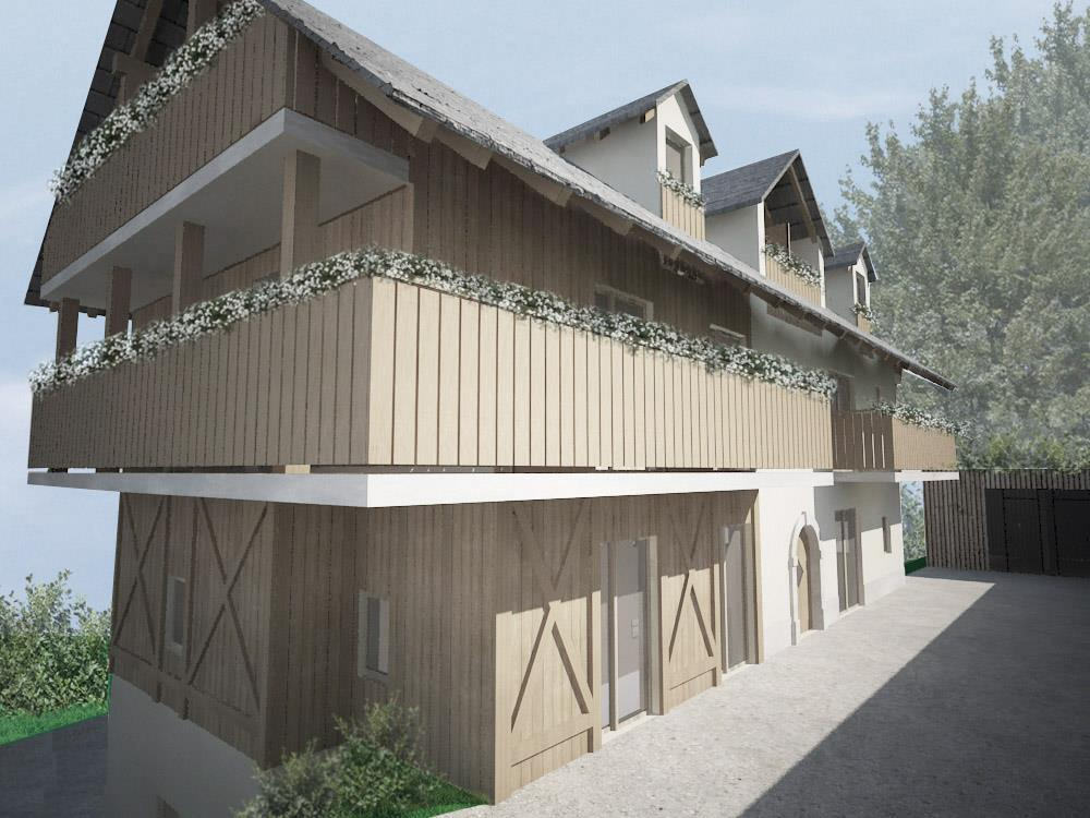 jugozahodna fasada