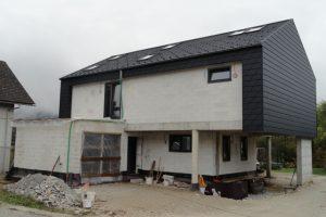 Stanovanjska hiša Radovljica, 2012