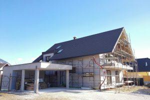 Stanovanjska hiša, Plana, Lesce, 2014