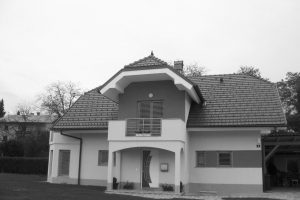 Stanovanjska hiša, Plana, Lesce