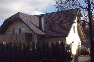Dvostanovanjska hiša, Ribno, Bled